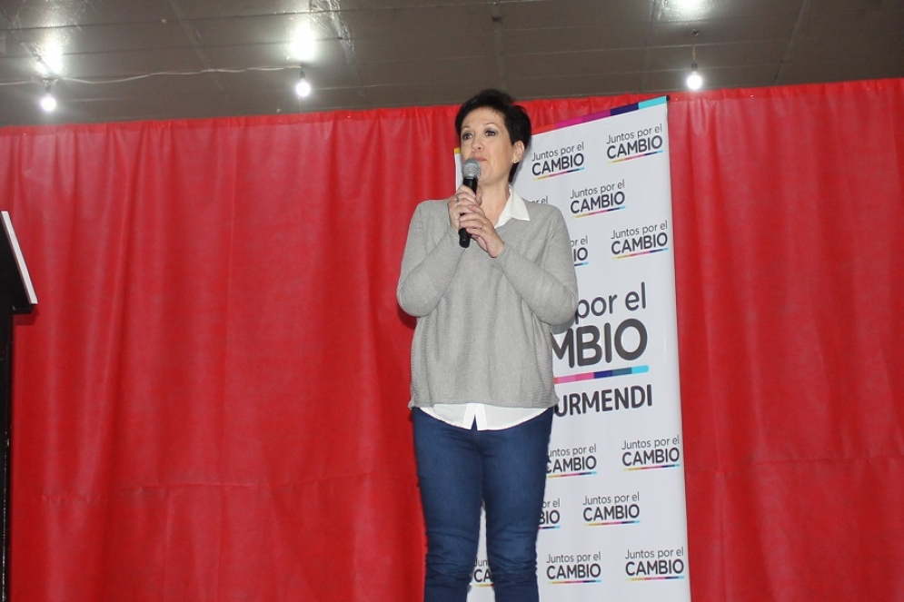 Claudia Pereletegui.
